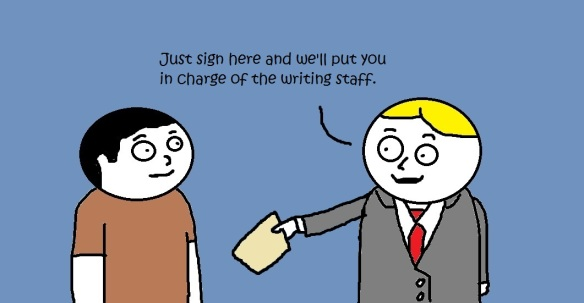 Just sign here