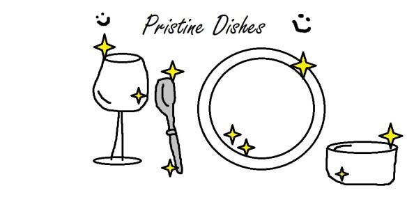 Pristine Dishes