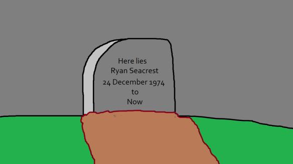 Ryan Seacrest Tomb
