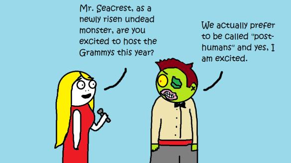 Seacrest Interview